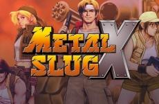 Обзор игры Metal Slug X