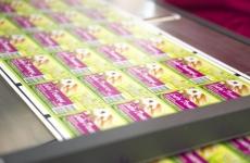 Печать этикеток на заказ. Термоэтикетки, самоклеющиеся этикетки, стикеры, наклейки