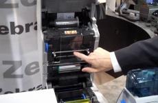 Принтер пластиковых карт Zebra ZXP Series 8 - Обзор и технические характеристики