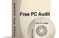Тотальный компьютерный аудит - программа Free PC Audit